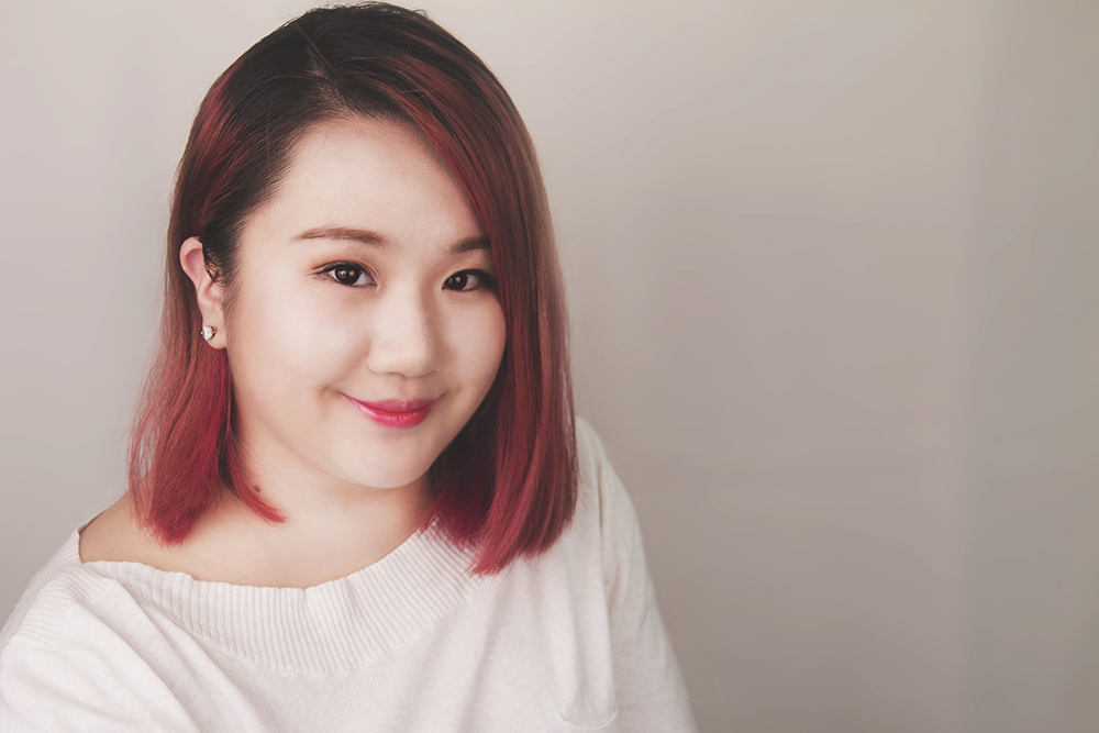 Daily Korean Inspired Makeup Cover Photo for Youtube Video by Stella from Oh My Stellar