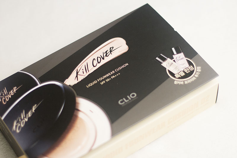 RoseRoseShop Haul Review Clio Professional Kbeauty Korean Cosmetics Makeup BB Cream Foundation Cushion Kill Cover