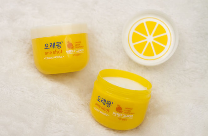 Beautynetkorea Kbeauty Review Etude House Olemong Sherbet Cleanser
