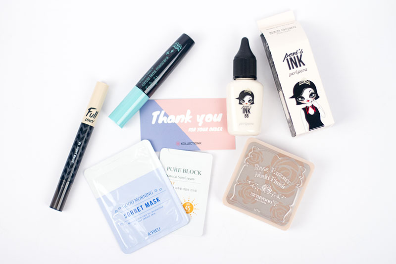 KollectionK Kbeauty Review