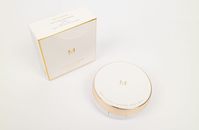 My Korean Makeup Kbeauty Review Missha Magic Cushion Moisture