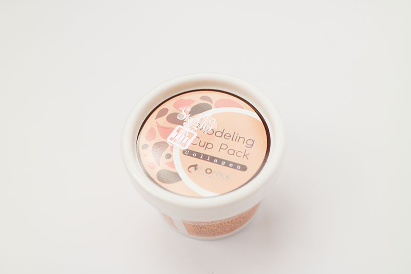 Skin18 Collagen Modeling Cup Pack Review