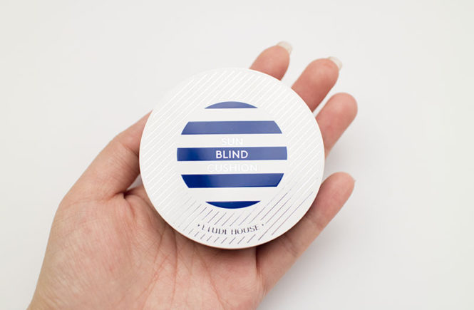 Etude House Sun Blind Cushion Review