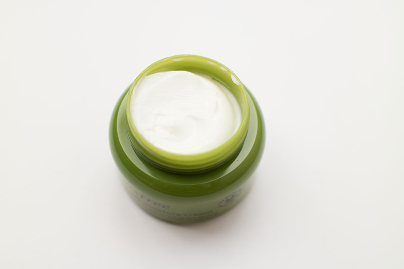 Innisfree Green Tea Moisture Cream Review