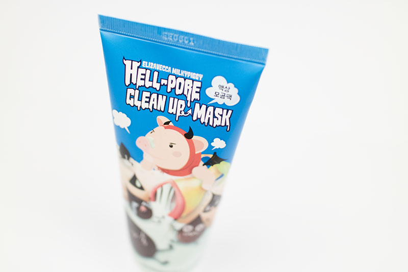 Stylekorean Kbeauty Review Hell Pore Clean Up Mask Elizavecca