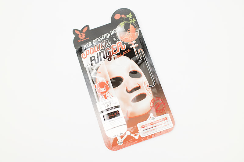Elizavecca Sheet Mask Power Ringer Review