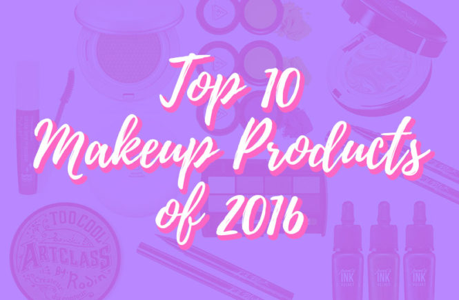 Top 10 Makeup Products 2016 Review List