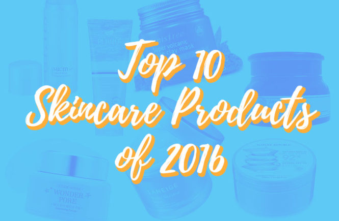 Top 10 Skincare Products 2016 Review List