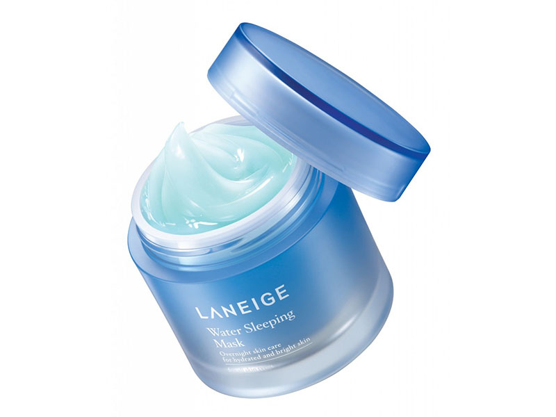 Top 10 Skincare Products 2016 Review List Laneige Water Sleeping Mask