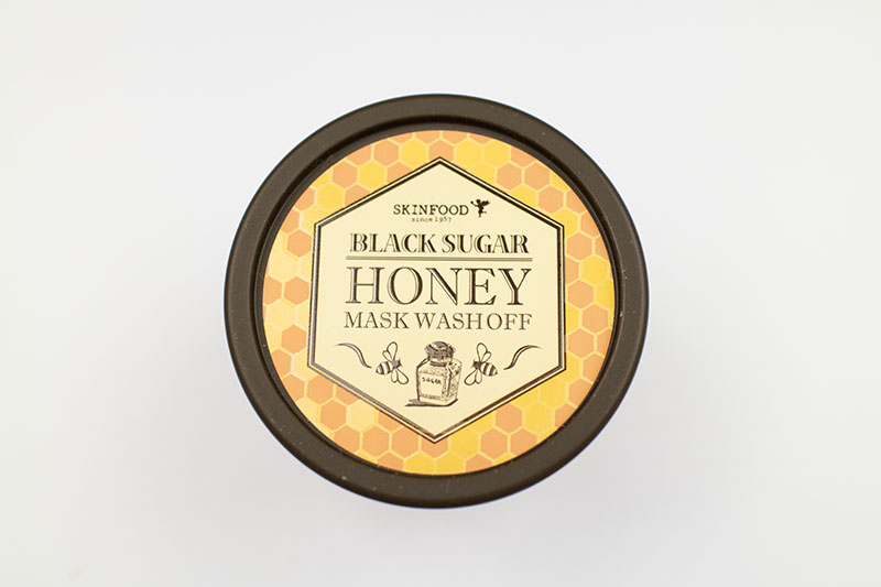 Skinfood Black Sugar Honey Mask Washoff Q-Depot