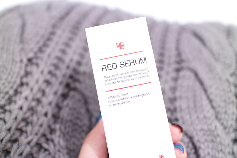 Oh My Stellar Kbeauty Review Medicube Red Serum Early Picker Review