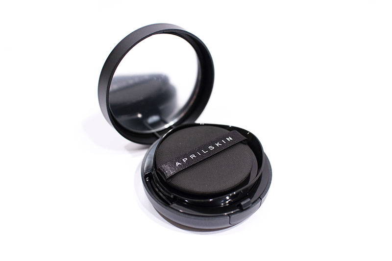 Oh My Stellar Kbeauty Review AprilSkin Black Magic Snow Cushion Early Picker Review