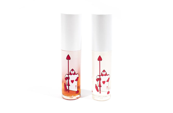 Beyond x Alice in Wonderland Glow Oil Tint BB Cosmetic Review