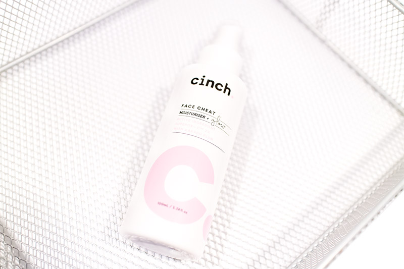 Cinch Face Cheat Beauty Spray Review