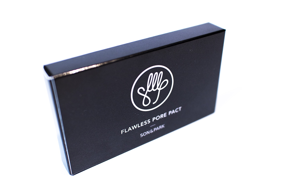 Son & Park Flawless Pore Pact BB Cosmetic Kbeauty