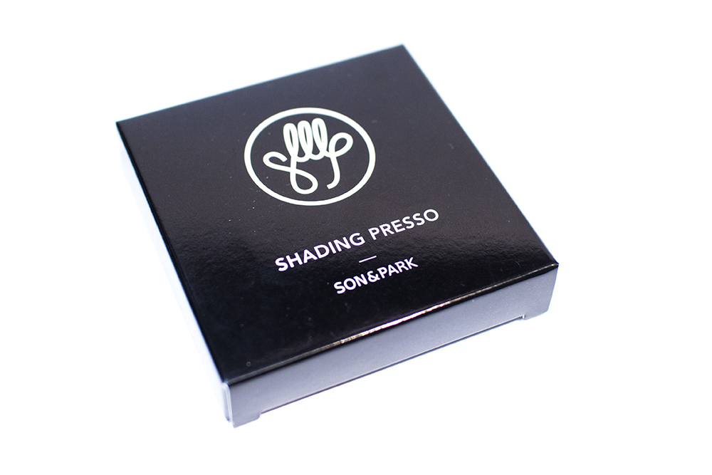 Son & Park Shading Presso BB Cosmetic Kbeauty
