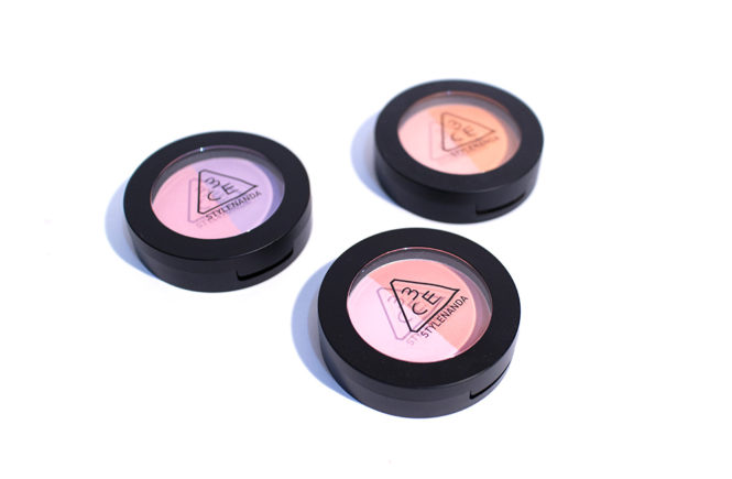 3CE Duo Color Blush Kbeauty Review