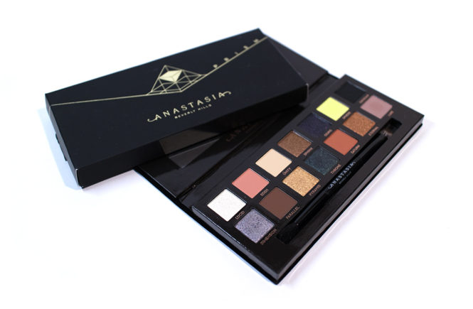 Anastasia Beverly Hills Eyeshadow Palette Review Prism