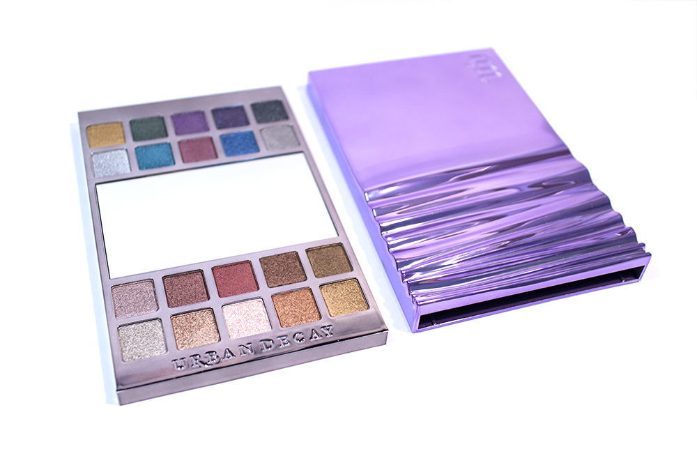 Urban Decay Heavy Metals Palette Review