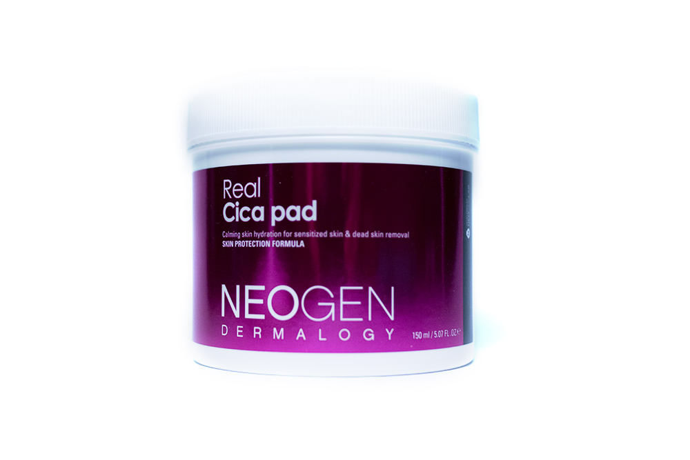 Neogen Dermalogy Real Cica Pads Kbeauty Review