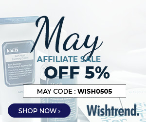 Wishtrend 5% Off MERRYMARCH