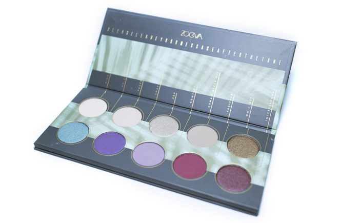 Offline Zoeva Eyeshadow Palette Beauty Review