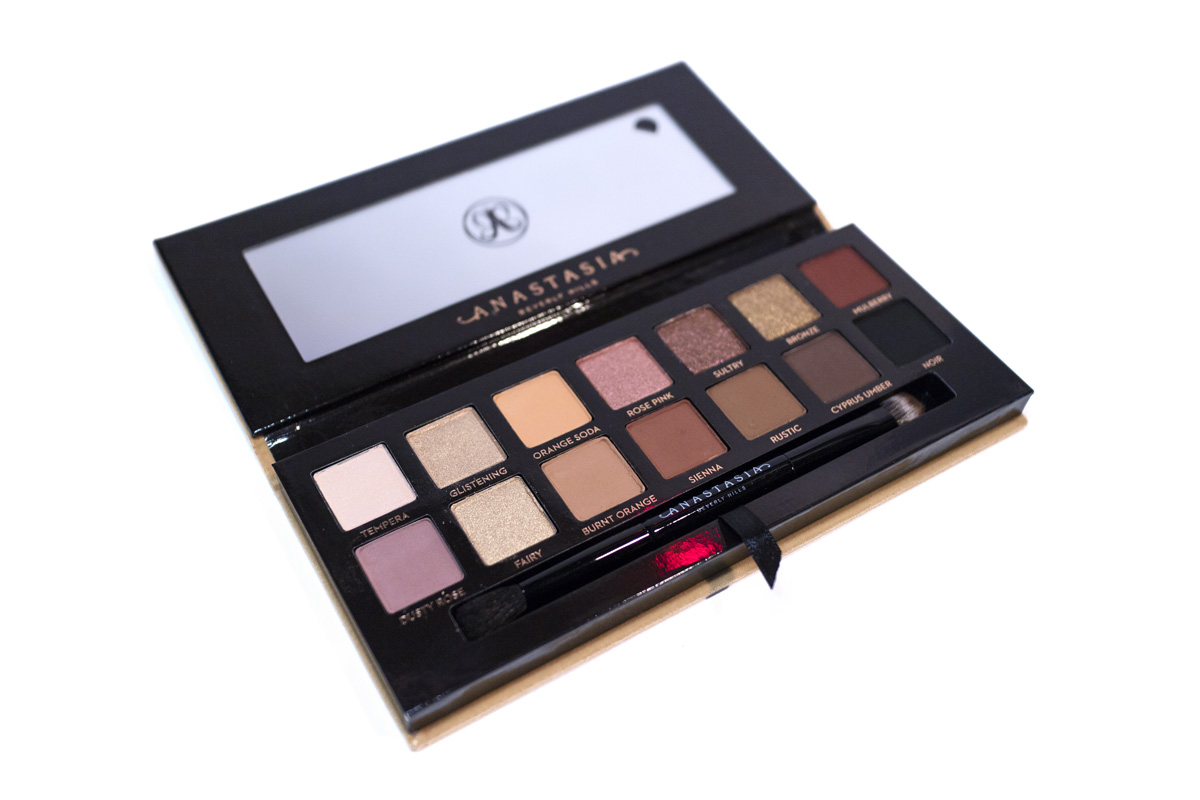 Anastasia Beverly Hills ABH Soft Glam Palette Beauty Review