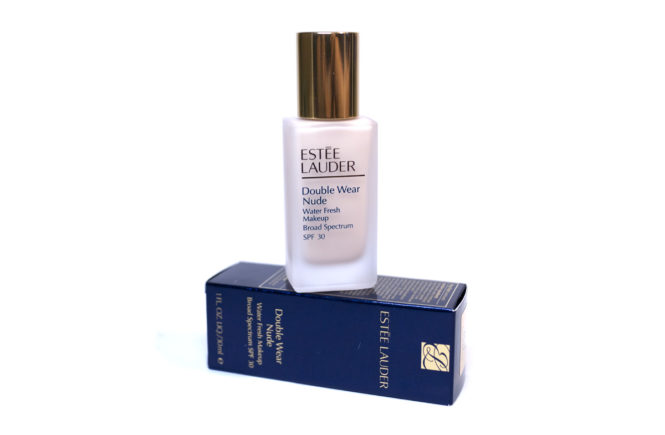 Estee Lauder Double Wear Nude Water Fresh Makeup Foundation Beauty Review
