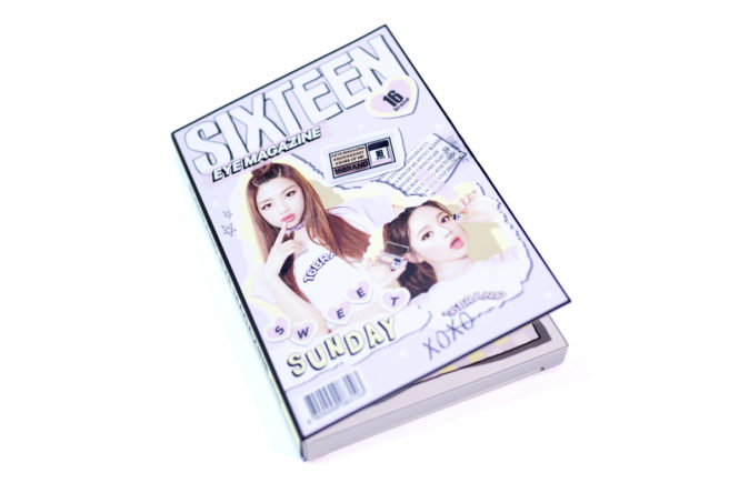 Sixteen Brand Eye Magazine Sweet Sunday Kbeauty Review StyleKorean