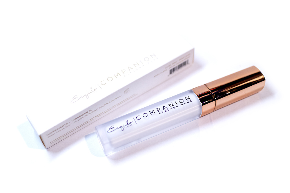 Esqido False Lashes Lash Glue Review Companion Eyelash Glue