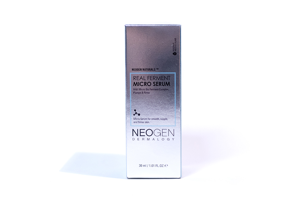 Neogen Real Ferment Micro Serum Kbeauty Review
