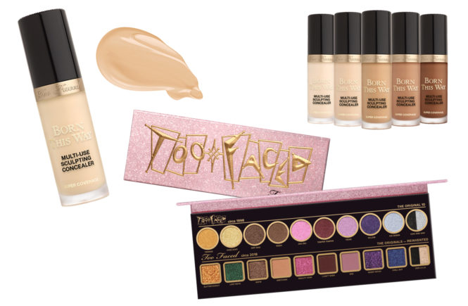Too Faced Born This Way Multi Use Sculpting Concealer 20th Anniversary Palette Mecca