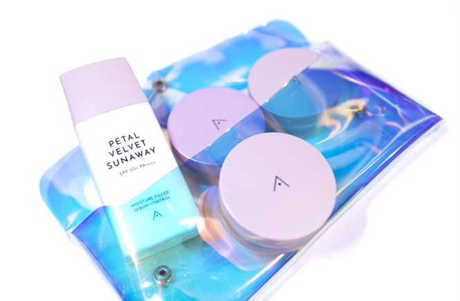 Althea Petal Velvet Sunaway Kbeauty Sunscreen Review