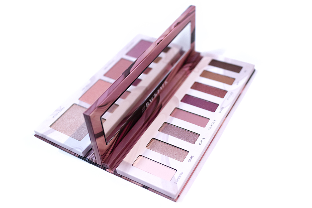 Urban Decay Backtalk Palette Mecca Review