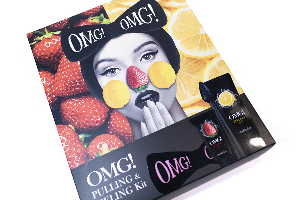 Double Dare OMG Mask Kit StyleKorean Kbeauty Review