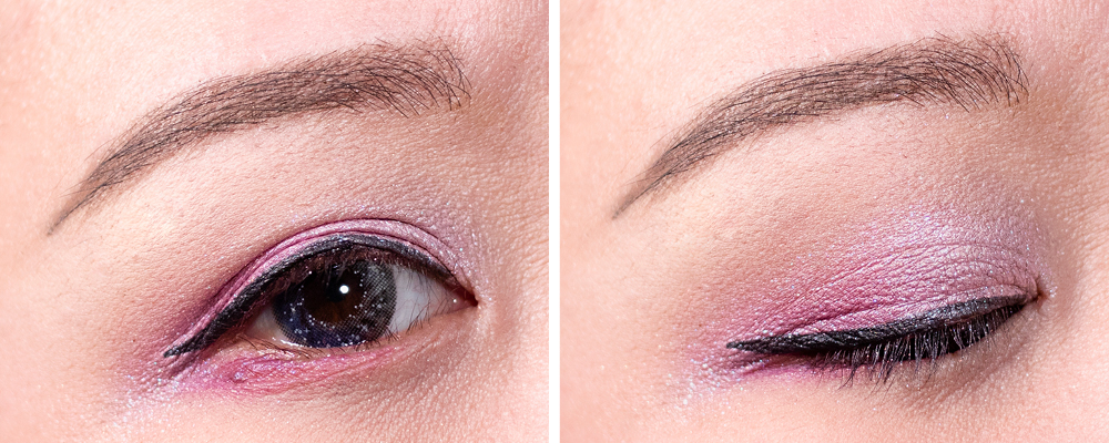Pony Effect Grind Sparkling Shadow Kbeauty StyleKorean review