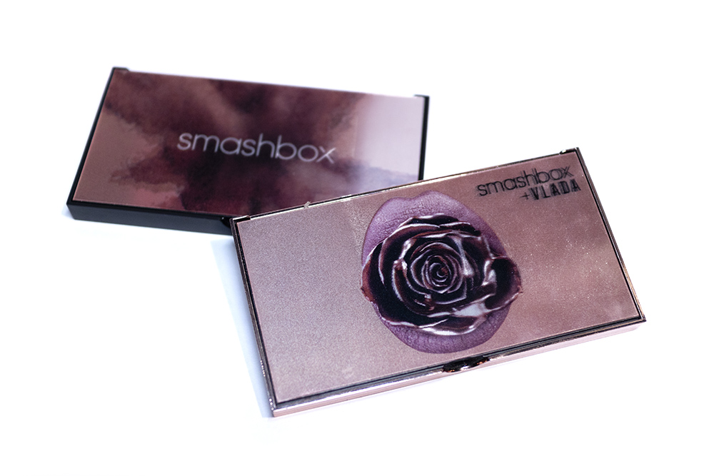 Smashbox Covershot Eye Palette and Primer Review Mecca Petal Metal Eye Palette