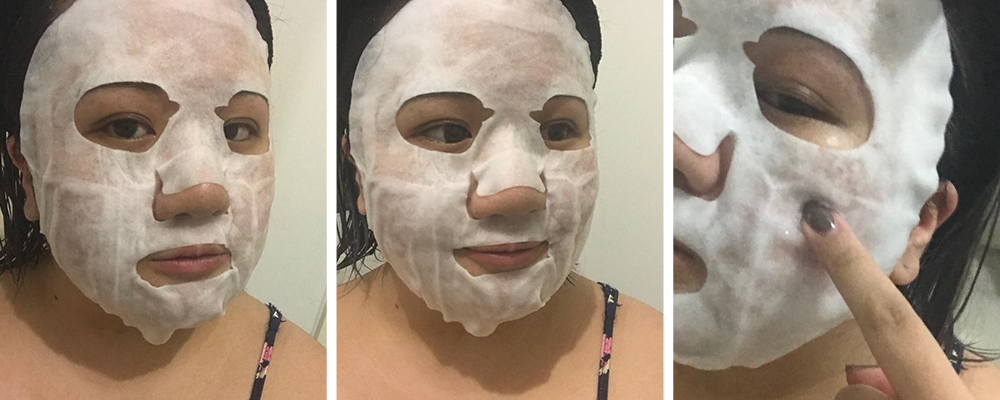 Double Dare OMG Mask StyleKorean Kbeauty Review