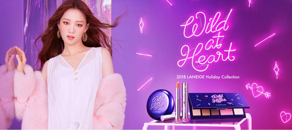 Althea Angels Christmas Wishlist Laneige Holiday 2018