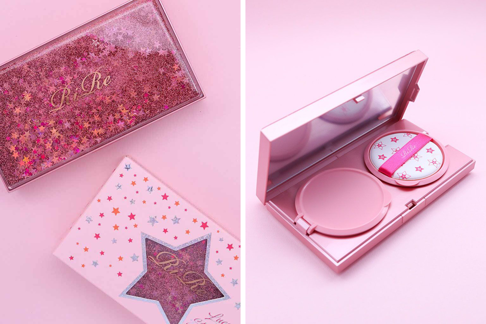 Althea Angels Christmas Wishlist Rire Holiday Palette
