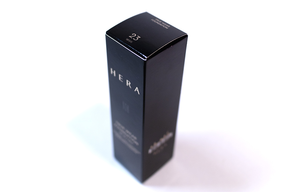 Hera True Wear Foundation Kbeauty Review