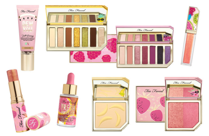 Tutti Frutti Too Faced at Mecca Maxima