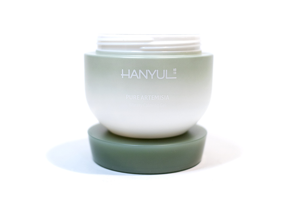 BONIIK Kbeauty Review Hanyul Pure Artemisa Watery Calming Gel
