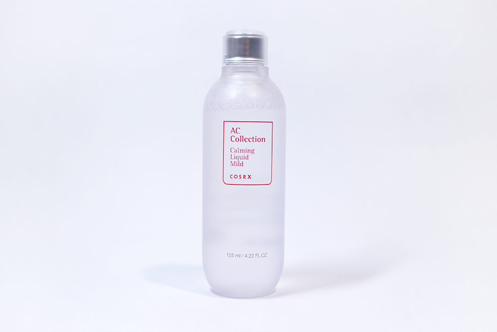 COSRX AC Collection Calming Liquid Mild Lets Face It Kbeauty Review