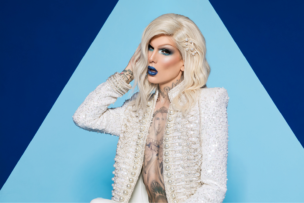 Jeffree Star Blue Blood New Release Blackswallow