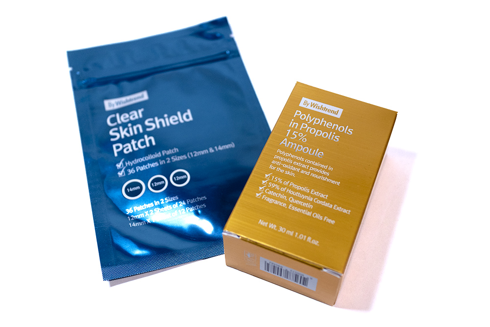 Review: Clear Skin Shield Patch & Polyphenols in Propolis 15
