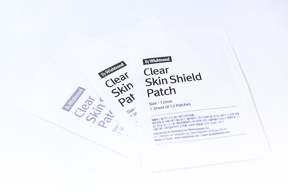 By Wishtrend Kbeauty Review Clear Skin Shield Patch