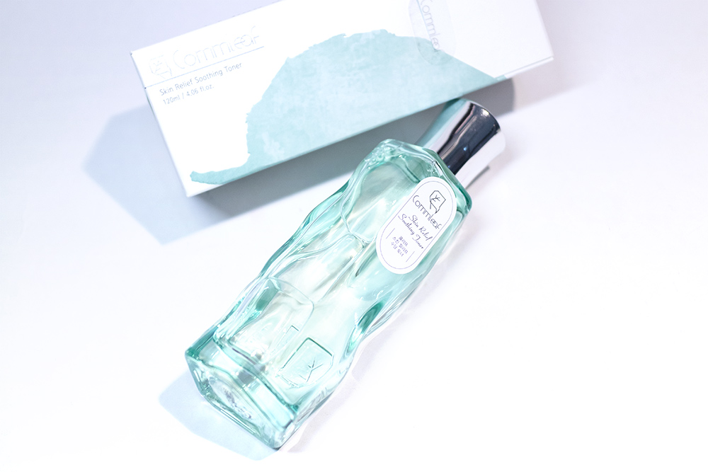 Style Story Kbeauty Review Commleaf Skin Relief Soothing Toner