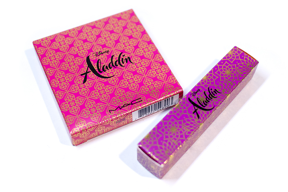 MAC Cosmetics Australia Aladdin Collaboration Beauty Review