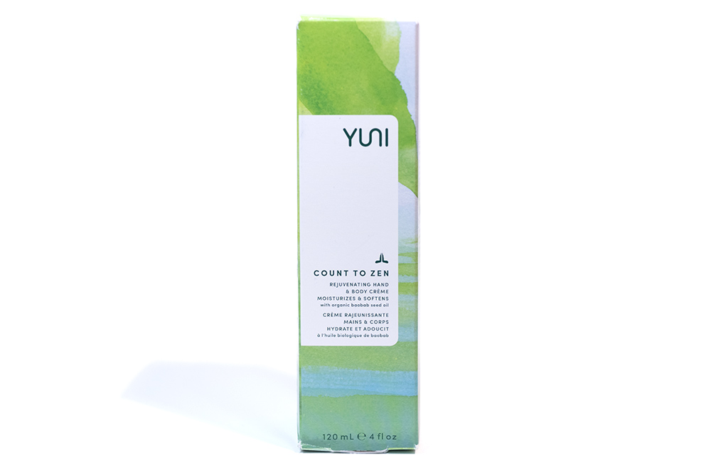 Yuni Beauty Count to Zen Review